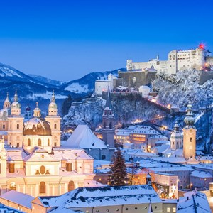 Visit the European Christmas Markets