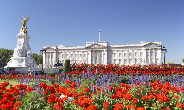 London's Buckingham Palace