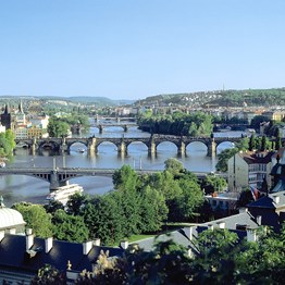 Delightful Danube & Prague