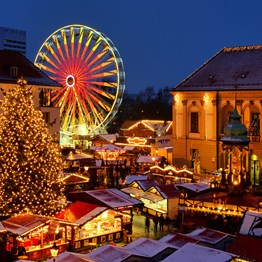 Alpine Christmas Markets (Winter Season)
