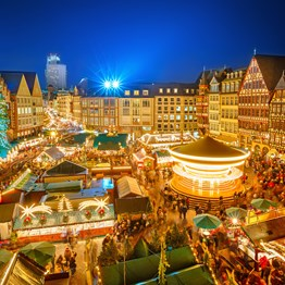 German Christmas Markets (Winter Season)