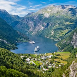 Spectacular Scandinavia & its Fjords