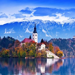 Highlights of Austria, Slovenia & Croatia
