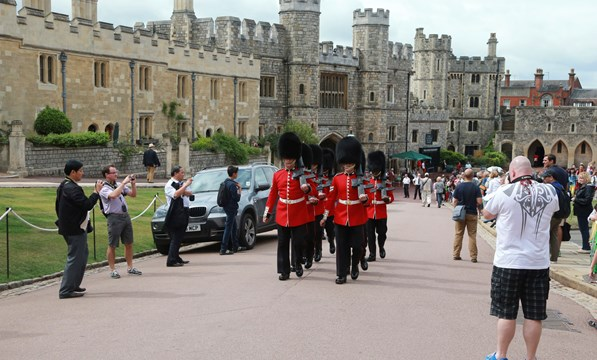 Changing of the Guard, Windsor