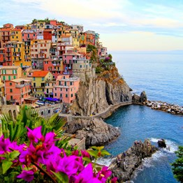Northern Italy including Cinque Terre