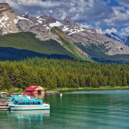 Spectacular Canadian Rockies