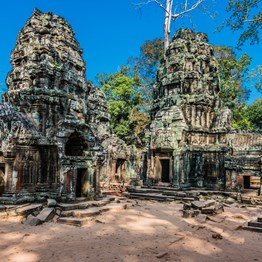 Treasures of Thailand with Cambodia