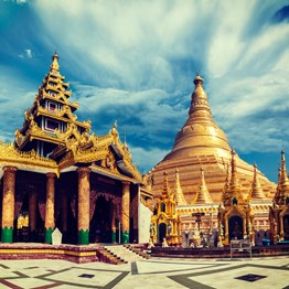 Secrets of Myanmar
