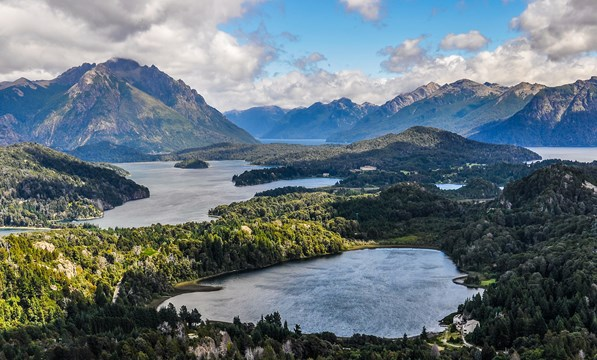 Bariloche, Lake District, Argentina