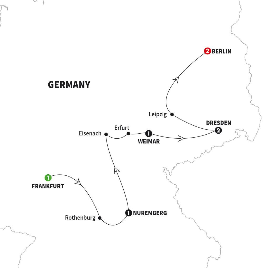 German Christmas Markets (Winter Season) | Grand European Travel