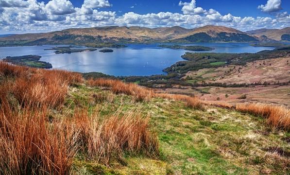 Britain & Ireland Panorama
