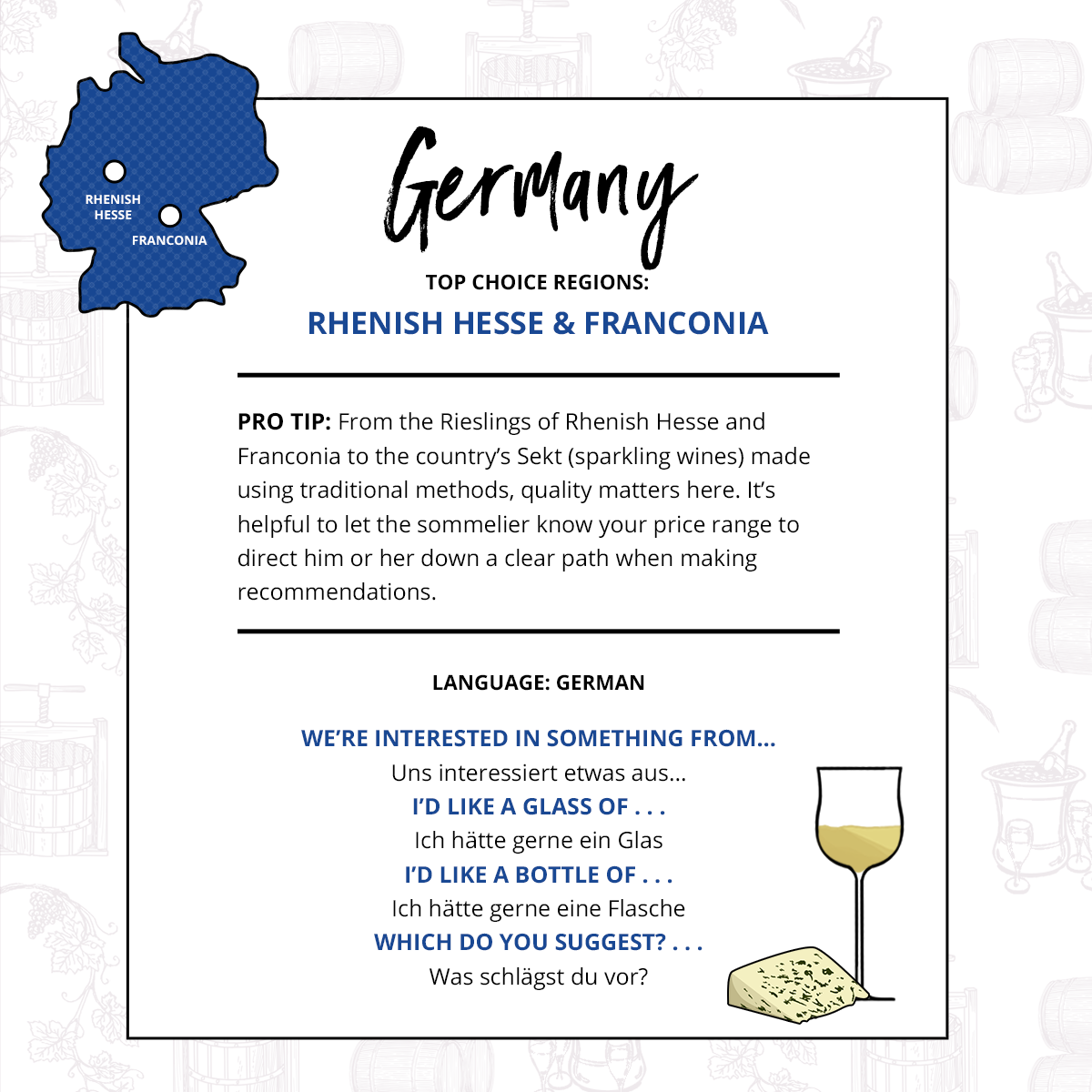 GERMANY WINES