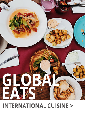 explore international food